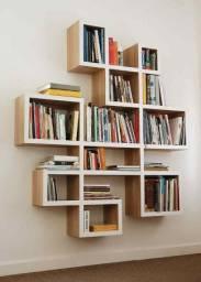 Estante p/livros ( Aceitamos Cartões)