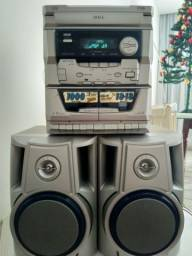 Aparelho de som cce md-3130