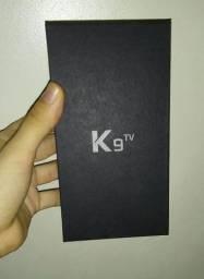 Vendo caixa novinha celular LG k9