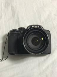 Câmera  fotografica semi profissional