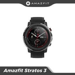 Amazfit Stratos 3 - Novo e Lacrado