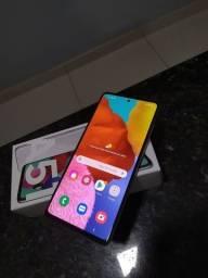 Galaxy A51 128GB Semi-Novo Com Nota