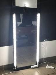 Título do anúncio: Espelho com iluminação