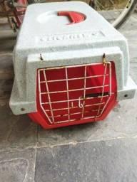 Título do anúncio: Casinha transportadora para filhotes de animais