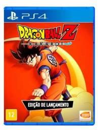 Dragon Ball z kakarot PSN