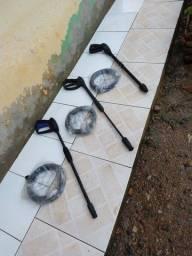 Mangueiras completas para lavadoras de alta pressão novas!