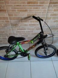 Bicicleta aro 16 bem conservada por 200 reais!