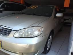 Corolla 2008 1.8 Automático Ent:3.000 48x749 Primeira pra 60 dias