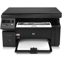 Título do anúncio: Impressora multifuncional HP Laser jet M1132 com garantia de 6 meses!!!