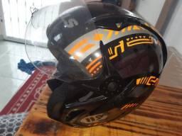 Vendo capacete em perfeito estado!