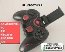 Título do anúncio: Gamepad  Bluetooth T3/X3