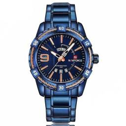 Relógio Masculino Original Naviforce Importado Premium