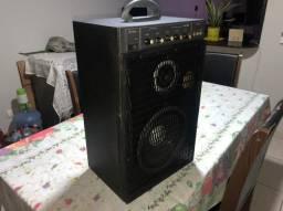 Caixa Amplificada Frahm CA-150
