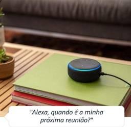 Título do anúncio: Echo Dot (3ª Geração): Smart Speaker com Alexa - Cor Preta<br><br>