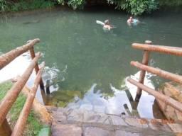 Apartamento 2 quartos Águas da Serra com acesso ao rio termal