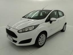 New Fiesta 1.5 SE 2014/2014 Completo Bancos em Couro Carro Impecável
