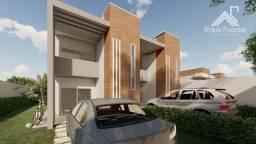 Casa Duplex à venda em rua privativa - Eusébio/CE