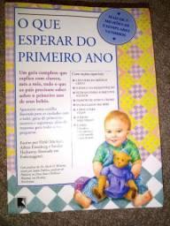 Livro para mamães ( o que esperar do primeiro ano)