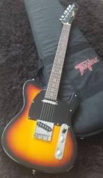 Guitarra Tagima Telecaster Tw 55 Semi Nova