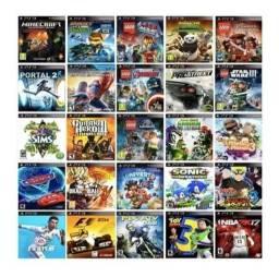 todos os jogos de  playstation 3 +DLCs leia a descricao