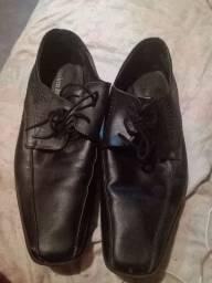 Sapatos sociais masculino preto 42