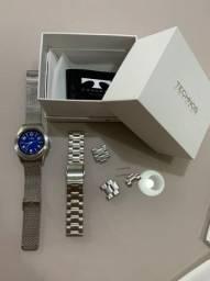 Relógio Technos Unissex Connect Smartwatch Srad