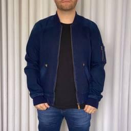 Título do anúncio: Casaco jeans | tamanho M