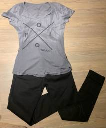 Conjunto (Calça+Camiseta)