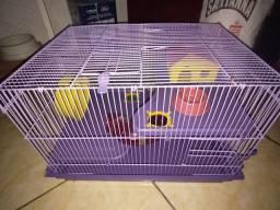 Título do anúncio: Gaiola hamster grande