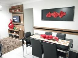Apartamento de 03 quartos com 01 suite no centro turistico de Caldas Novas