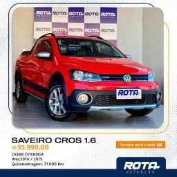 Saveiro Cross 1.6 Cab Estendida