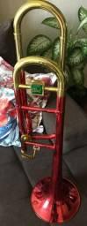 Trombone de vara weril GG283 red Personalizado
