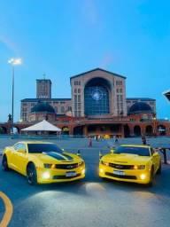 Título do anúncio: Camaro 2SS V8 2012 Placa A