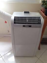 Ar condicionado portátil quente e frio