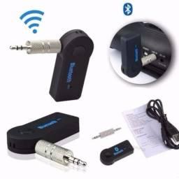 Receptor Bluetooth Aux P2 Som de Carro