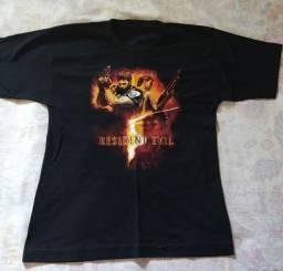 Camisa Resident Evil 5