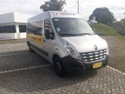 renault master exclusive 2020 impecável