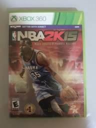 JOGO NBA2K15 X BOX 360
