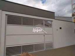 Casa com 2 dormitórios à venda, 120 m² por R$ 250.000,00 - Núcleo Habitacional Doutor Aniz