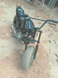 Título do anúncio: Mini moto boa