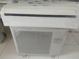 Título do anúncio: Ar condicionado fujitsu 12000 BTUs