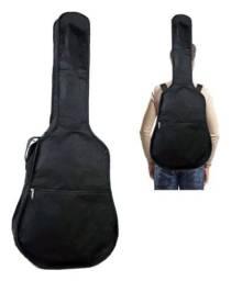 Capa para Violão (com alças mão e costas)