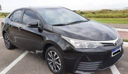 Título do anúncio: Toyota Corolla 2018/2018 1.8 16V Flex Automático CVT (super completo e  bem novo!)