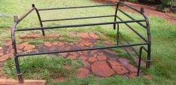 Grade de ferro carroceria C20, D20