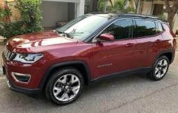 Título do anúncio: Jeep Compass Limited 18/18 - Impecável
