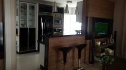 Linda casa no Residencial Canaã, pronta para morar. Próximo à Avenida Santos Dumont