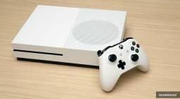 Xbox One S 4K (Novo na Caixa)