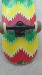 Skate profissional gringo
