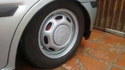 Troco rodas marmitinha 13 por rodas 14 ou 15 vw