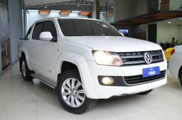 VOLKSWAGEN AMAROK 2014/2014 2.0 HIGHLINE 4X4 CD 16V TURBO INTERCOOLER DIESEL 4P AUTOMÁTIC - 2014